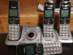 VTECH Cordless Phones with Digital Answering Machine