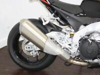 APRILIA TUONO V4 1100 RR Free Akrapovic end can