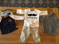 Bundle of Next boys clothing 3-6m