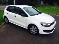 2011 Volkswagen Polo 1.2 S Hatchback 5dr Petrol Manual (a/c) (128 g/km, 59 bhp)