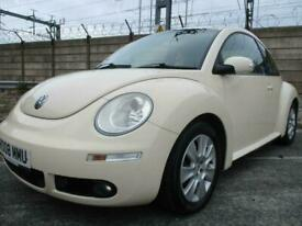2008 VW Beetle 1.8 t Hatchback Petrol Manual