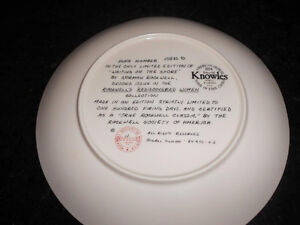 5 Norman Rockwell collectible plates London Ontario image 10