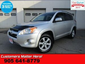 2011 Toyota RAV4 Sport  4WD (NEW TIRES) ROOF CAM P. SEATS 2X-CLI