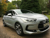 STUNNING CITROEN DS5 DSPORT TOP OF THE RANGE 2.0HDI 160PS LOADED LEATHER SATNAV
