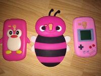 x3 Samsung galaxy s3 mini cases