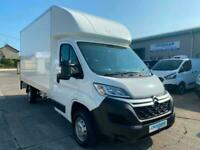 2018 Citroen Relay LUTON VAN WITH TAIL LIFT 130ps CHASSIS CAB Diesel Manual