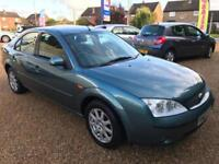 2002 Ford Mondeo 2.0 1999cc Zetec Full Mot 17/09/2018 Drives very good Only £750