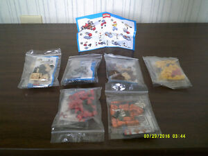 Lego-compatible: small animal/space ship sets: $2 EACH - NEW!!! Regina Regina Area image 2
