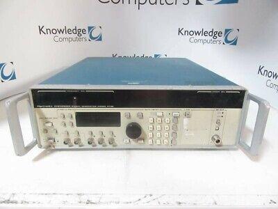 Gigatronics Synthesized Signal Generator Model 6100