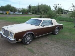 1979 Buick Riviera First Year Edition