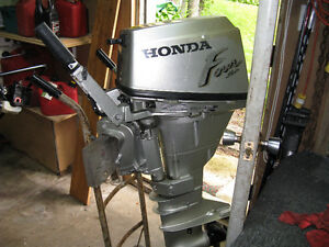 Used 2005 Honda 15HP FOUR STROKE