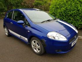 2007 Fiat Grande Punto 1.2 Active 90 k part ex to clear @£799 £795 L@@K