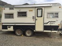 Reduced for quick sale !!1977 16' jayco