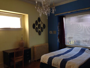 two Furnished room available OCT 8th and  15TH, WEEKLY RENT