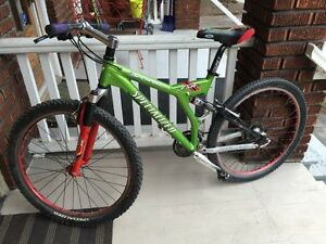 Specialized FSR Full Suspension Mountain Bike