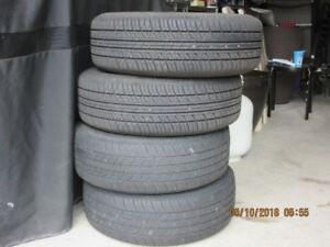 ALL SEASON TIRES & RIMS