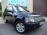 LAND ROVER RANGE ROVER 4.4 V8 AUTO VOGUE, ONLY 88K MILES, LAND ROVER HISTORY.