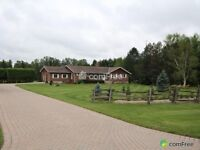 Rare 25-acre property for sale. Pool, Horse style barn, creek