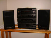 TEAC  stereo combination unit