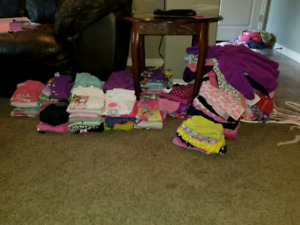 Large batch of childs clothing