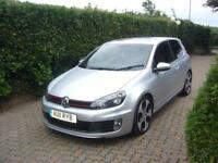 Volkswagen Golf 2.0 TSI ( 210ps ) DSG 2010MY GTi