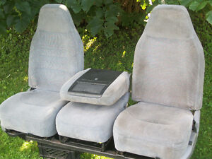 Ford Truck F150 Bucket Seats