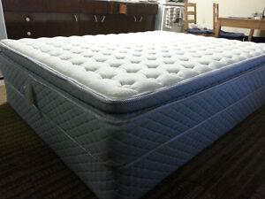 Serta Queen Mattress +Pillow-top + Foundation