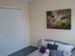 2nd floor room for student or young prof. close to Trent U & Zoo