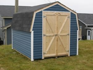 8X10 SHED