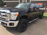 2013 Ford F250 18km as new
