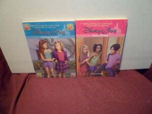 2 Disney girls books