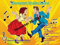 Gloucester Single Dance, Nov 30th, 2019
