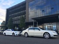 Wedding Chauffeur Car Hire, Bentley/Aston Martin/H2 Hummer