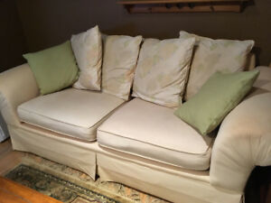 Sturdy and Comfortable Couch and Chair