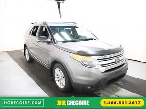 2013 Ford Explorer XLT 4WD 7 PASSAGERS