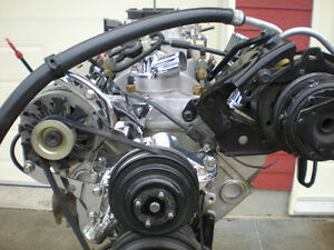 Moteur Complet Chevrolet 350 Injection MPI Holley950 (8500.00)