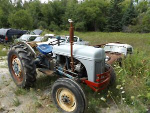1950's Ford Tractor