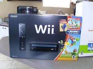 Wii nintendo + wii Fit + Fit planche d équilibre et jeux
