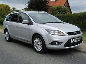 2009 Ford Focus FOCUS TITANIUM 2.0 TDCI 5DR TURBO DIESEL ESTATE ** 58,000 MIL...