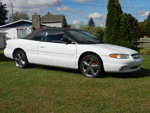 1998 Chrysler Sebring Cabriolet