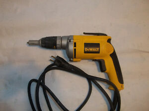 Dewalt Drywall Screw Driver