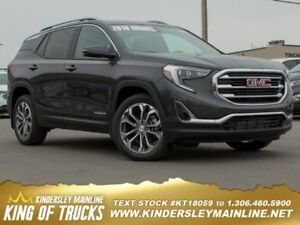 2018 GMC Terrain SLT  - Leather Seats -  Heated Seats