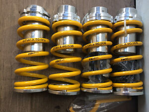 Coilovers Ractive