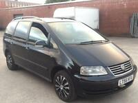 VOLKSWAGEN SHARAN 1.9 DIESEL AUTOMATIC 7 SEATERS,HPI CLEAR,4 NEW TYRE,DRIVE MINT