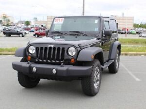 2013 JEEP WRANGLER Sport with A/C!!
