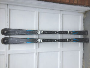 Brand new Rossignol Pursuit 12 TI skis