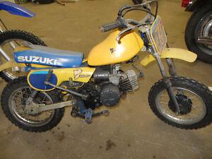 80's Suzuki Z50
