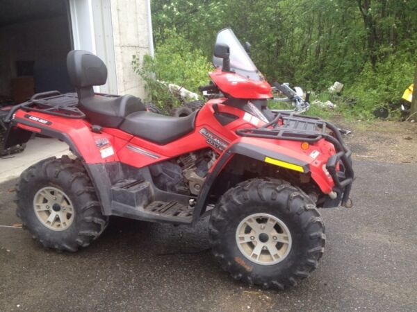 Used 2007 Bombardier outlander