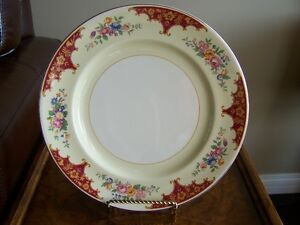 Johnson Brothers Pareek festive china dinner plate