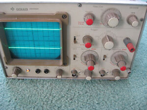 Oscilloscope Dual Trace Gould Advance OS250B 10MHz USED West Island Greater Montréal image 3
